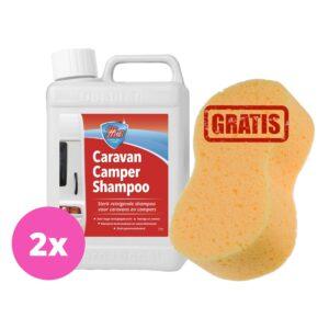 Mer Original Voordeelset Caravan en Camper Shampoo